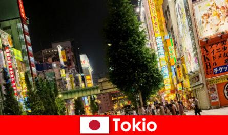 Современные здания и старинные храмы делают Токио незабываемым для иностранцев.