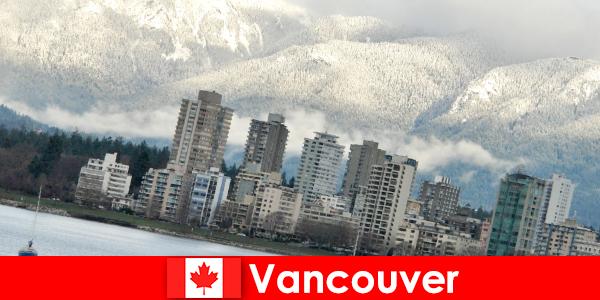 Ванкувер, чудесный город между океаном и горами, открывает множество возможностей для спортивных туристов.