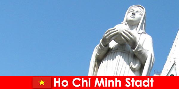 Экономический центр Вьетнама Хошимин - направление для иностранцев