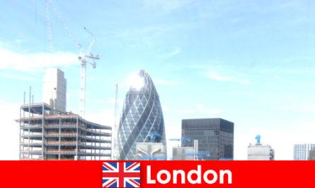 Достопримечательности Лондона из Англии