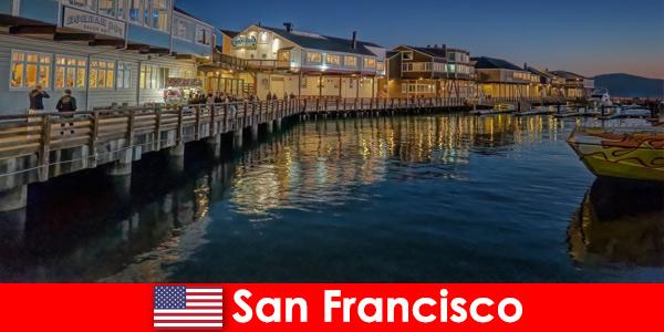 Сан-Франциско в США, набережная — тайный фаворит отдыхающих