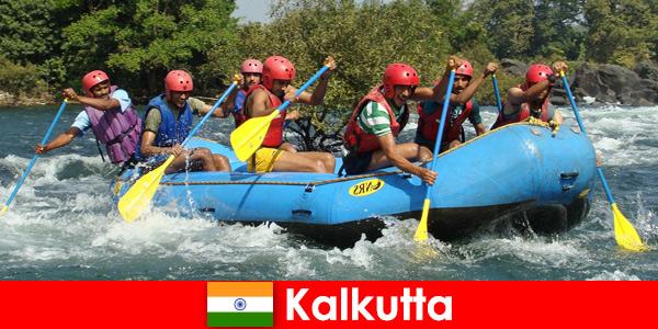 Недорогое путешествие для активных спортсменов в Калькутте, Индия