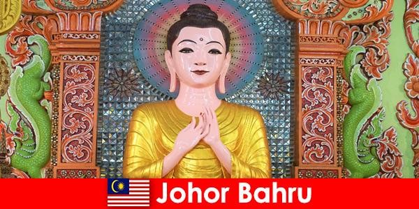 Пакетные туры и культурные экскурсии для туристов в Джохор-Бару Малайзия