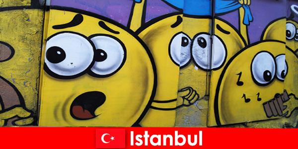 Турция Стамбул сценические клубы для хипстеров и артистов со всего мира в рамках поездки на выходные