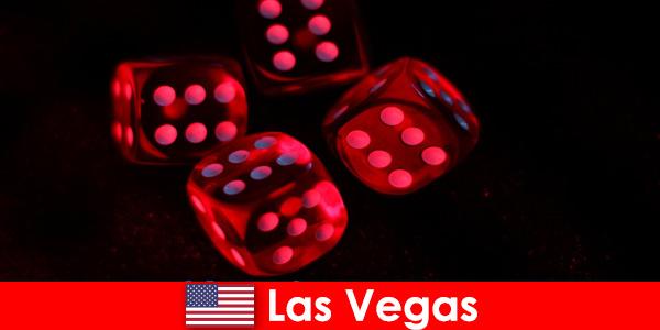 Путешествие в блестящий мир тысячи игр в Лас-Вегасе США