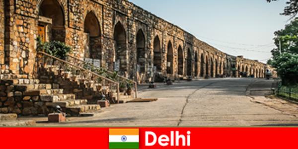 Частные туры по городу Дели Индия для интересующихся культурой отдыхающих